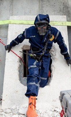 Radiation Shield Technologies (RST) Product Line Showcased in Nuclear Disaster Exercise with Miami Dade Fire Rescue and US Army