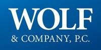Wolf & Company, P.C. (PRNewsfoto/Wolf & Company, P.C.)