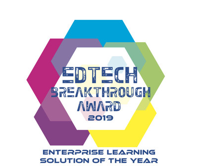 Via by Watermark, Enterprise Learning Solution of the Year