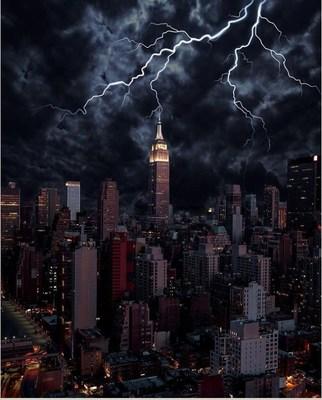 Foto vencedora do grande prêmio do ano passado, tirada por Sidney Chua (PRNewsfoto/Empire State Realty Trust, Inc.)