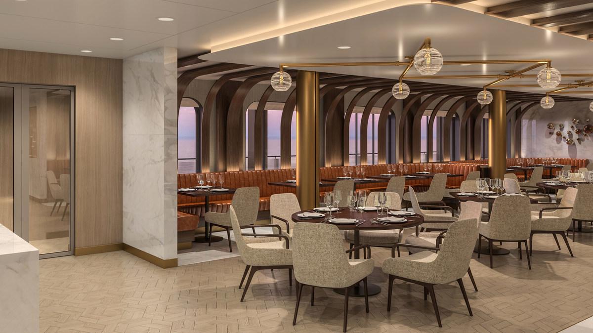 Ldv Hospitality Makes Its Debut On The High Seas With Onda