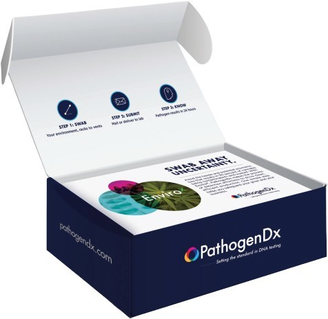 Global market expands for PathogenDX's preventative environmental monitoring product for microbials – Envirox™