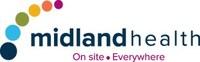 Midland Health logo