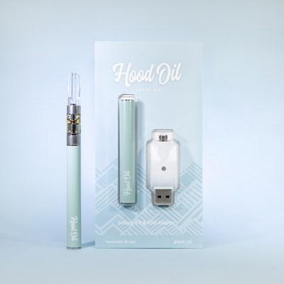Hood Oil Vape Pen Kit (CNW Group/C21 Investments Inc.)