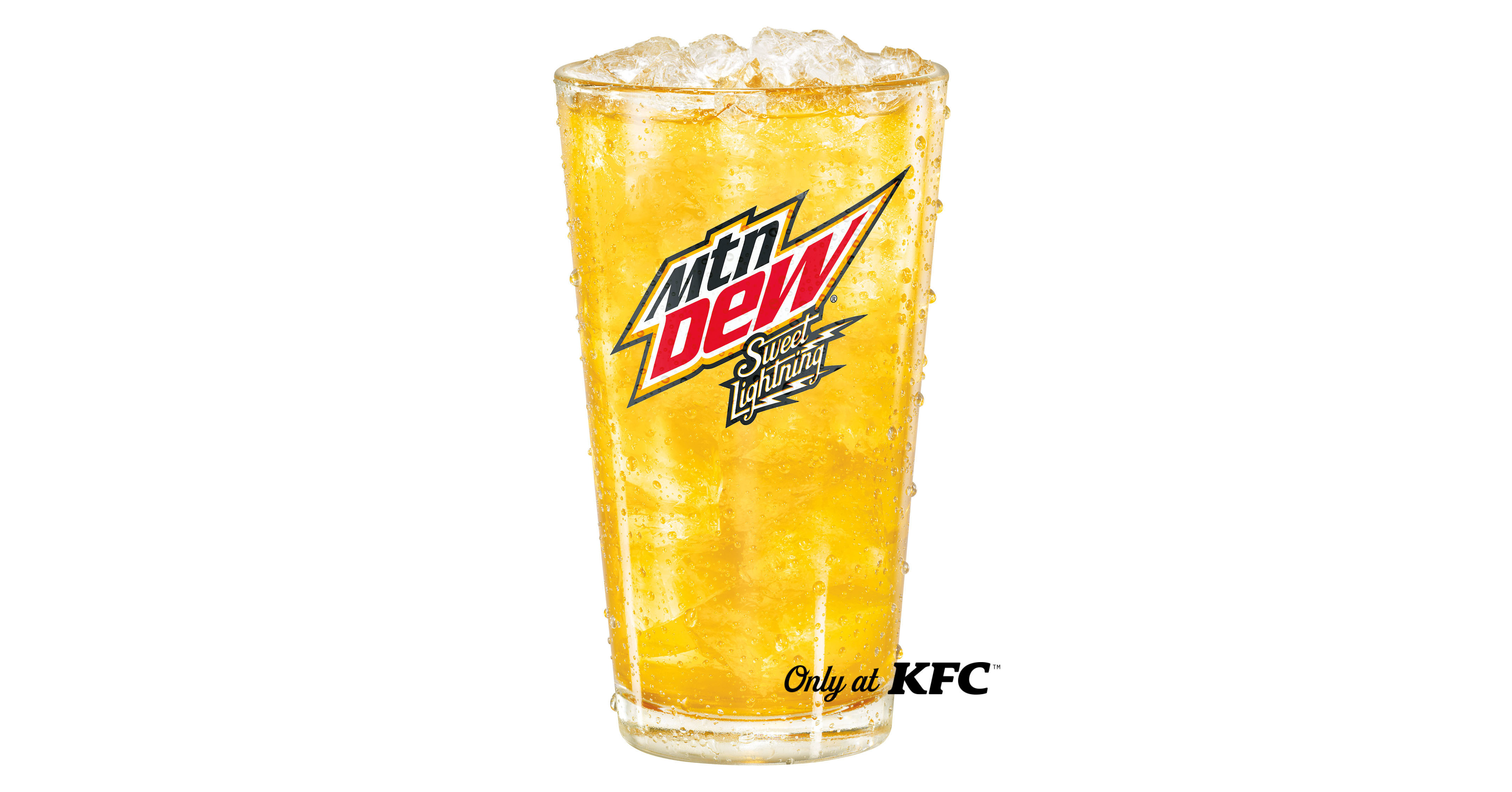 MTN DEW Introduces Sweet Lightning® Available Exclusively at KFC - A