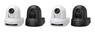 Sony Expands Lineup Of Powerful Ip Based Pan Tilt Zoom Cameras