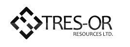 Tres-Or Resources Ltd. (CNW Group/Tres-Or Resources Ltd.)