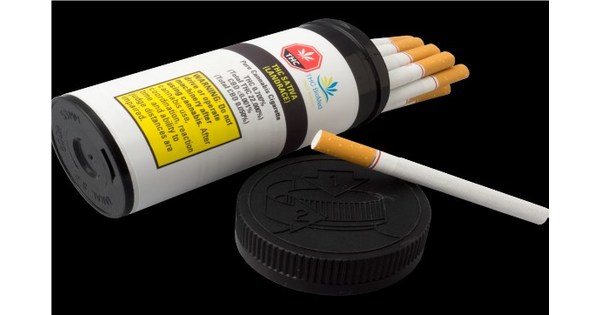 Cannabis cigarettes vapor cigarettes risks