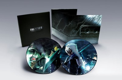Square Enix Music And Sony Music Masterworks Announce Collaboration To Release Limited Edition Final Fantasy Vii Remake And Final Fantasy Vii Picture Disc Vinyl