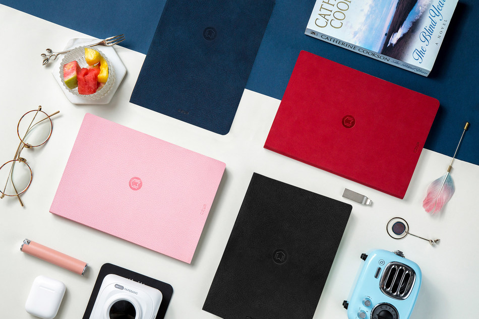 CZUR Launches Its Smart Notebook and Accompanying App so that Users Can Better Digitize, Organize and Store All Their Ideas