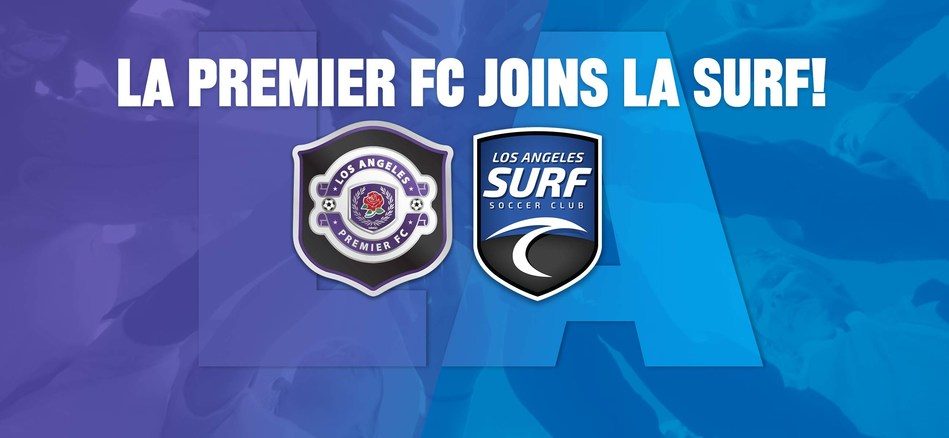 LA Premier FC Joins The Surf Family