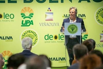 A BETTER WAY FORWARD -- Deoleo, producer of the world-renowned olive oil brands Bertolli, Carapelli and Carbonell, announces Sustainability 2.0, set to transform the industry
