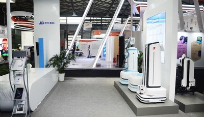 JD Digits at 2019 CES ASIA