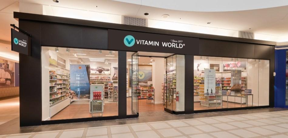 Vitamin World Store
