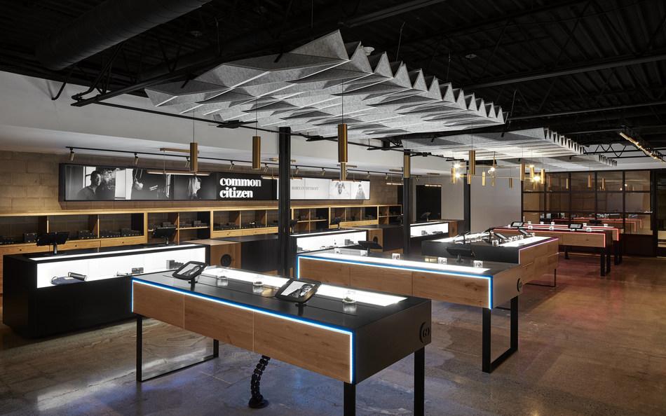Common citizen retail store interior (CNW Group/Common Citizen)