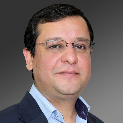 Amit Goenka, CEO for International Business at Essel Group.