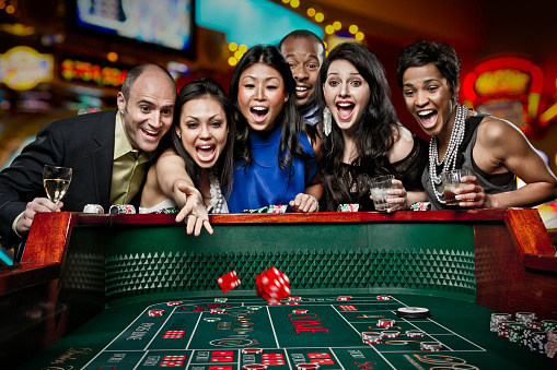While it's not really gambling, it IS really fun!