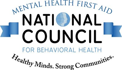 National Council official logo (PRNewsfoto/National Council for Behavioral)
