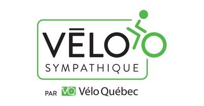 Logo : Mouvement Vélosympathique (Groupe CNW/Druide informatique inc.)