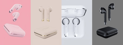 Happy Plugs presenta Auriculares True Wireless con Air 1