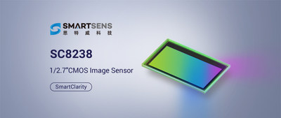 SmartSens Unveils SC8238 Sensor for 4K Consumer Video Applications