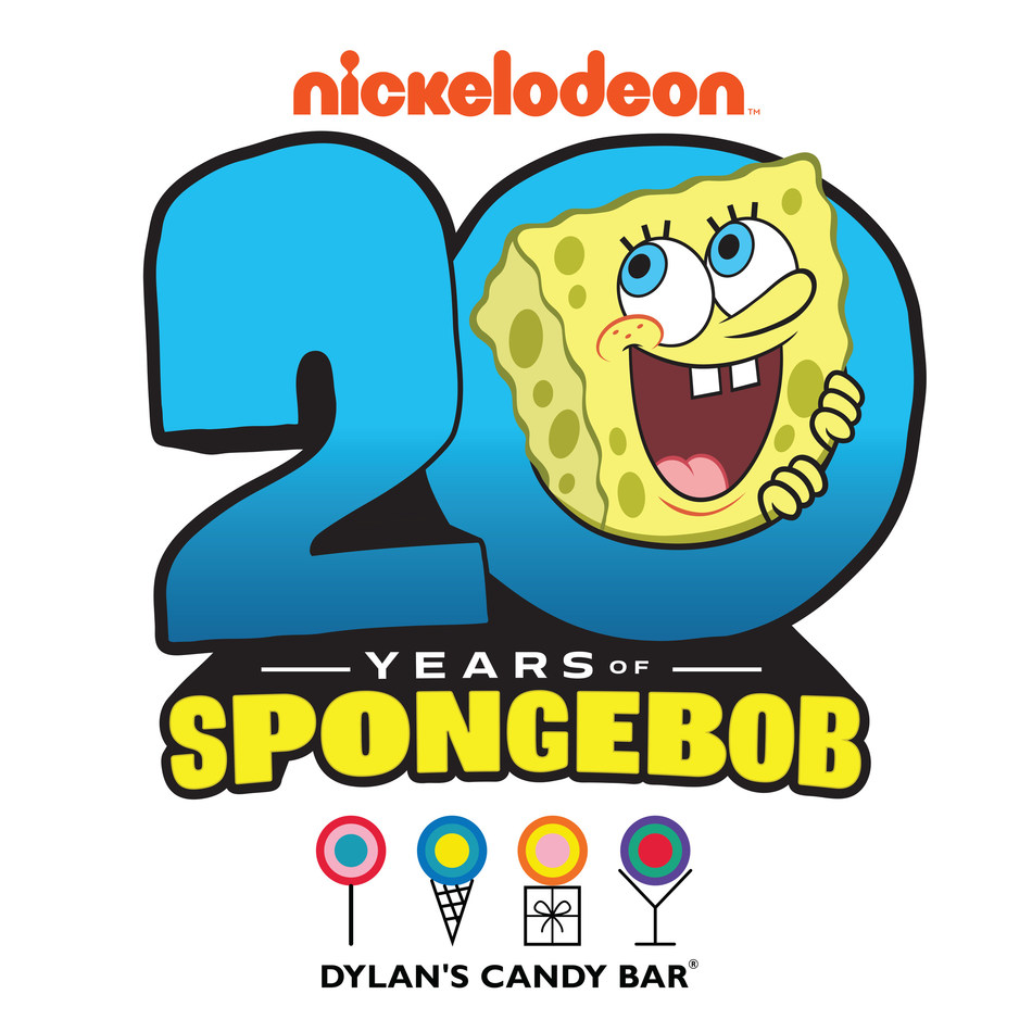 Dylan's Candy Bar SpongeBob SquarePants 20th Anniversary Collection