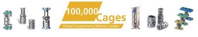 ulrich medical USA® Inc. Vertebral Body Replacement Product Portfolio