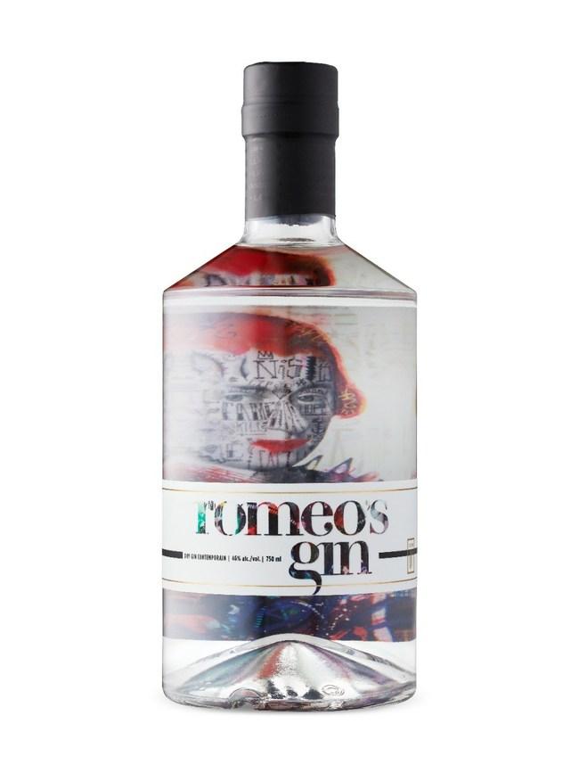 Edition 01, Stikki Peaches (CNW Group/romeo's gin)