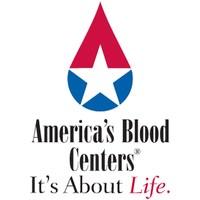 America's Blood Centers Logo (PRNewsfoto/America's Blood Centers)