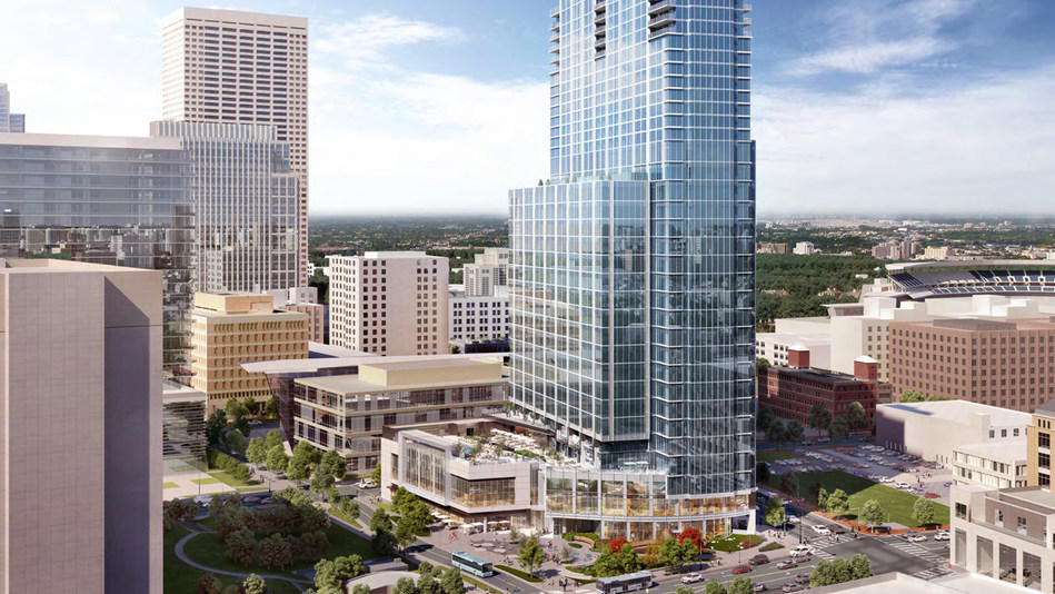 Four Seasons Hotels and Resorts Unveils Plans for New Hotel and Private Residences in Minneapolis