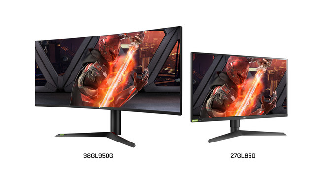 At this year's E3, LG Electronics USA is unveiling the new LG UltraGearTM Nano IPS NVIDIA G-SYNC gaming monitor, the world's first 1 millisecond (ms)* IPS display.