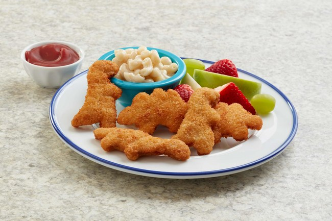 PERDUE® Chicken Plus™ Panko Breaded Chicken Breast & Vegetable Dino Nuggets