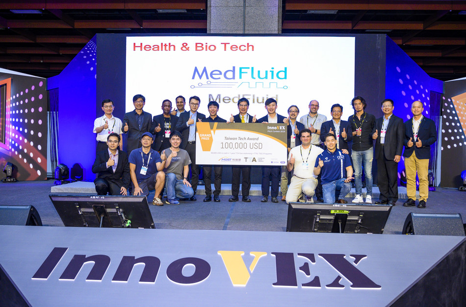 The expanded InnoVEX 2019 closed with the InnoVEX Pitch Contest Award Ceremony. The winners are: MedFluid, MTAMTech, Ganzin, MIFLY, OSD, PurCity, and OmniEyes