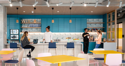 Wix Dublin has already hired and trained a staff of almost 100.