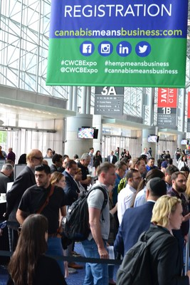 The Largest Cannabis World Congress & Business Exposition (CWCBExpo) Took Place in New York City, May 29-June 1, 2019, #CannabisWeek