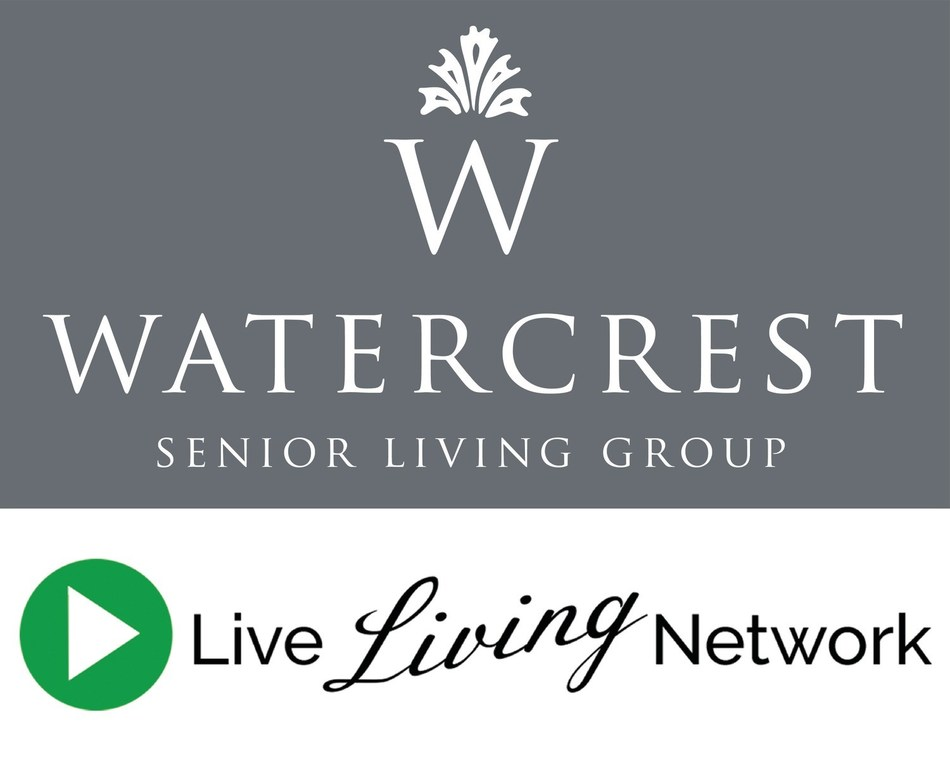 Watercrest Senior Living Group is thrilled to partner with the Live Living Network in bringing the best in live, interactive programming to seniors in their communities.