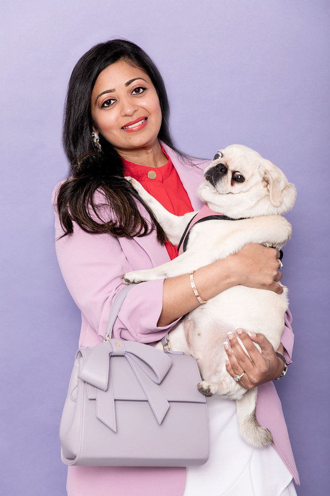 Sugandh Agrawal, founder of GUNAS, which won the Macy's Best Retail Bag Award in New York City through the Independent Handbag Awards in 2018, says the move into beauty products is in line with the compassionate lifestyle brand's ethos of inner and outer beauty without harming any living being.