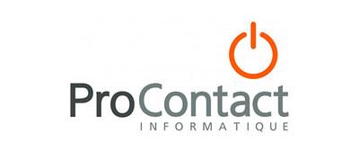Logo : Informatique ProContact (Groupe CNW/Informatique ProContact)