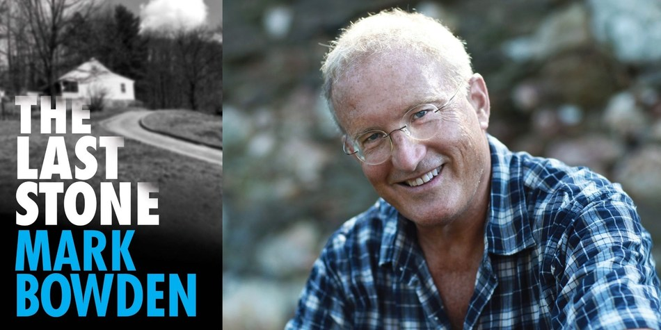 Mark Bowden, author of 'Black Hawk Down' to discuss new book, 'The Last Stone,' at National Press Club Headliners event June 24