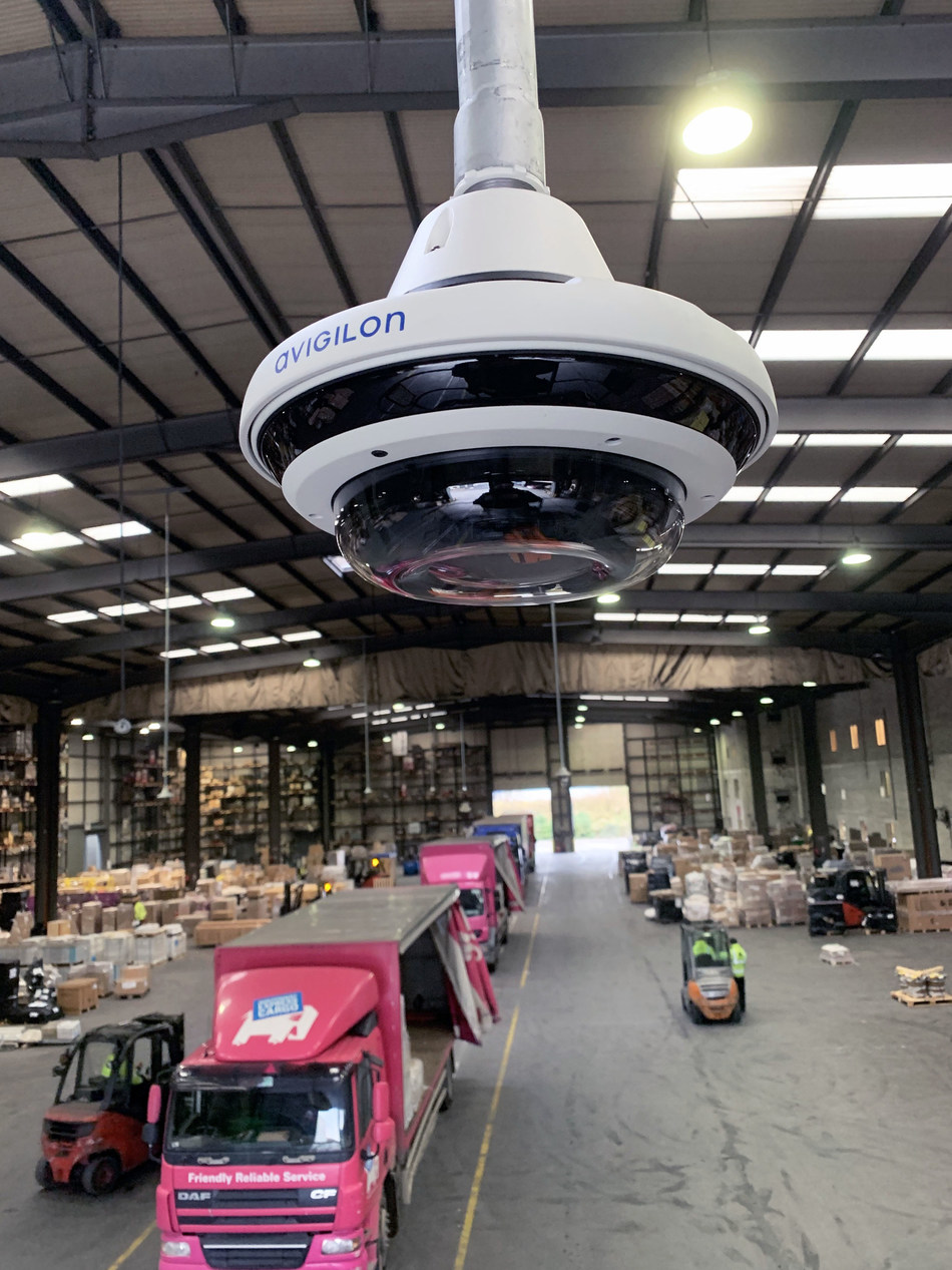 Avigilon video security solution selected to increase security and operational efficiencies. (CNW Group/Avigilon Corporation)