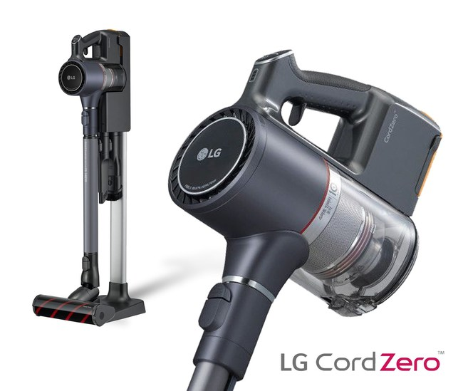 LG Electronics USA, known for its leading home appliance solutions, is disrupting the stick vacuum segment with the retail launch of LG CordZero™ Stick Vacuums – a line of cordless models that boasts 140 watts of powerful suction, up to 80 minutes* of uninterrupted performance, a portable charging stand and a five-step filtration system that helps to filter 99.99 percent of dust.