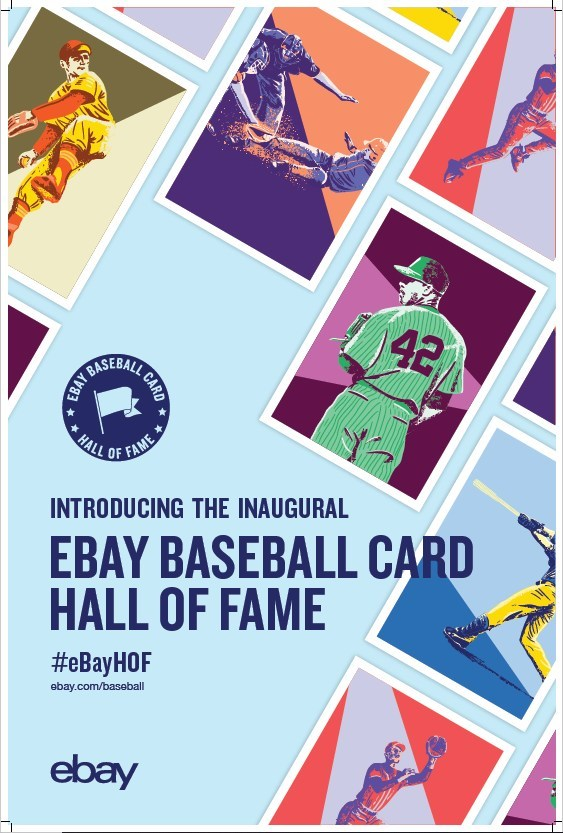 Ebay Announces The Inaugural Class Of The Ebay Baseball Card