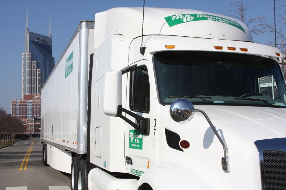 Nashville's M&W Logistics Group, Inc. deploys the Lytx Driver Safety Program across its entire 145-vehicle fleet.