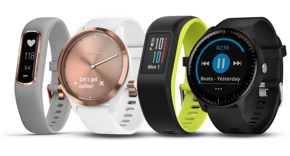 An array of Garmin® sports and fitness wearable devices are available to health plan members who have access to the ChooseHealthy® consumer discount program. The ChooseHealthy Platform is offered to health plans nationwide who want to empower their members to get healthy. (PRNewsfoto/American Specialty Health Incor)