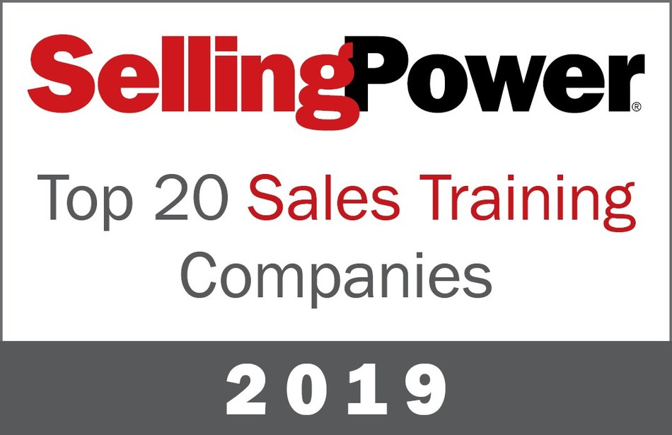 Selling Power Features ASLAN Training and Development on it's 2019 Top 20 Sales Training Companies for the Seventh Straight Year.