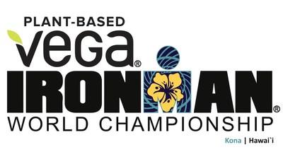 VEGA SE JOINT À LA OHANA IRONMAN À TITRE DE COMMANDITAIRE EN TITRE DU IRONMAN WORLD CHAMPIONSHIP DE 2019 (Groupe CNW/Vega)
