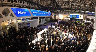 The exhibition of Haier's COSMOPlat at the Hannover Messe, a world's leading industrial trade fair held in Hannover, Germany, opened the Chinese era of the industrial Internet.