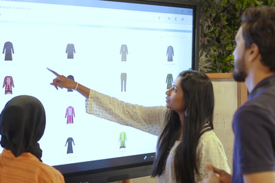 Khaadi Goes 100% Digital with Tukatech Fashion Technology