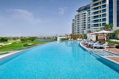 伊玛尔酒店集团推出清幽的高档生活方式酒店Vida Emirates Hills