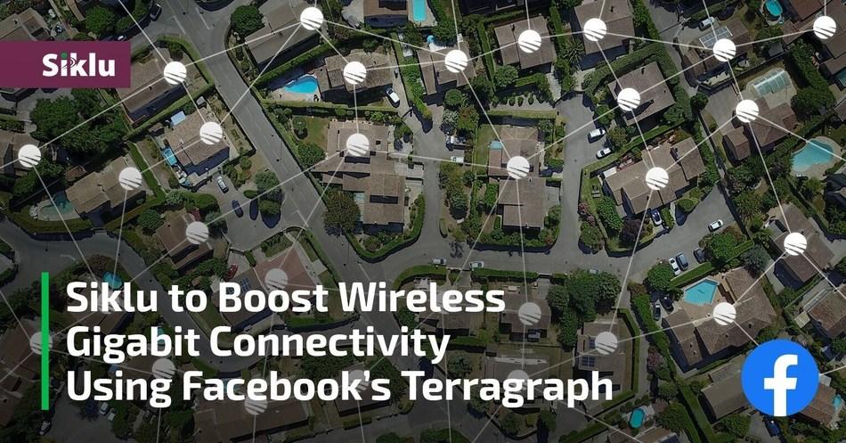 Siklu to Boost Wireless Gigabit Connectivity Using Terragraph